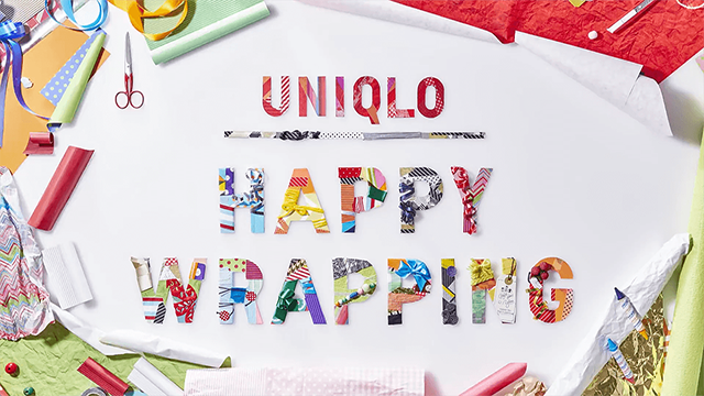 Uniqlo happy3